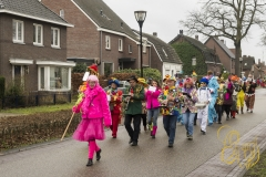 Harmonie Philomena_Carnavalsoptocht_2019-1