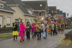 Harmonie Philomena_Carnavalsoptocht_2019-3